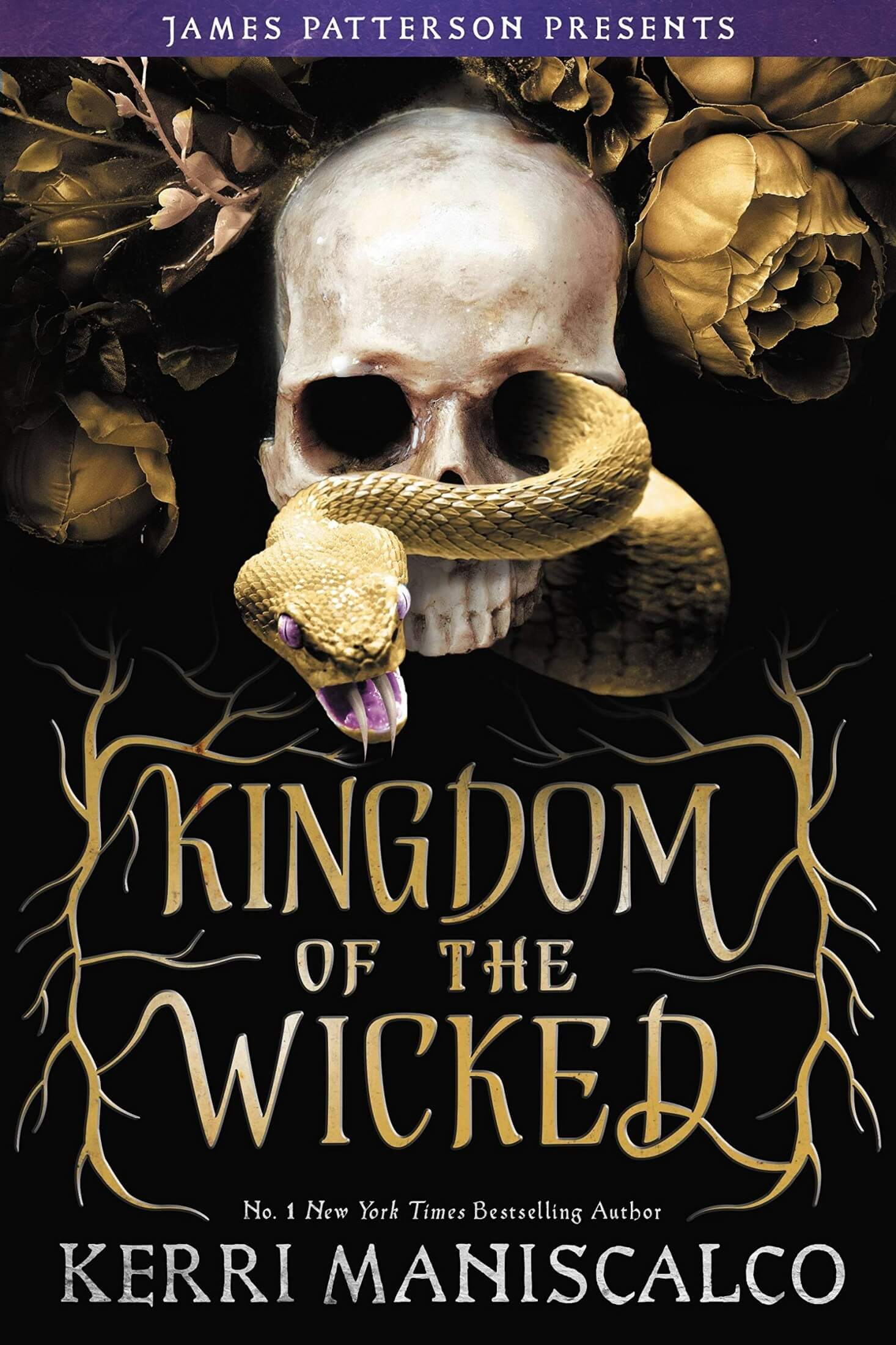 Kingdom of the Wicked Cover
