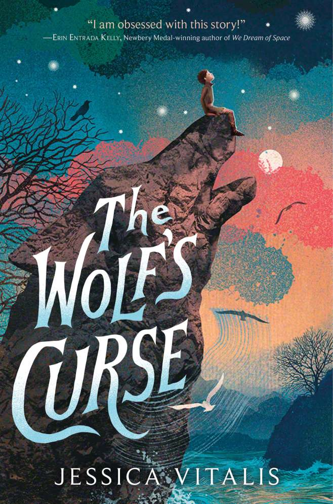 The Wolf's Curse by JessicaVitalisTBR & Beyond Blog Tour● Interview with Jessica