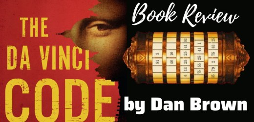 Book Review: The Da Vinci Code by Dan Brown (Robert Langdon Series #2)