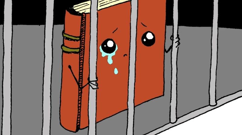 Reasons behind banning books