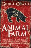 Bestsellers that initially rejected - Animal Farm by George Orwell