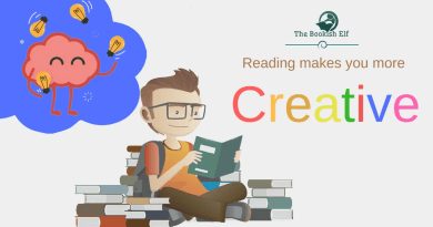 Reading makes you more creative | The Bookish Elf