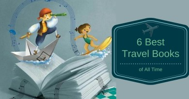 6 Best Travel books of All Time | The Bookish Elf