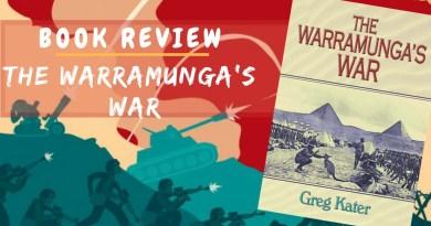 Book Review : The warramungas war | The Bookish Elf