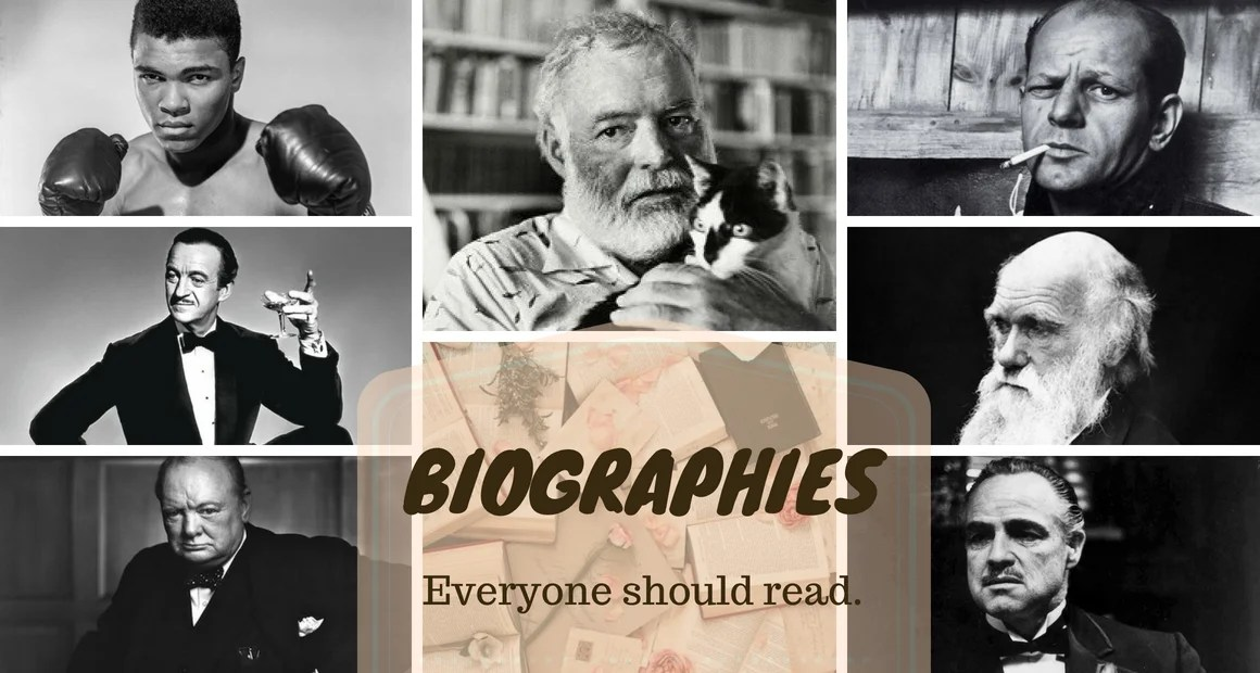 7 Biography Everyone Should Read
