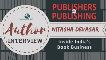 Author Interview: Nitasha Devasar