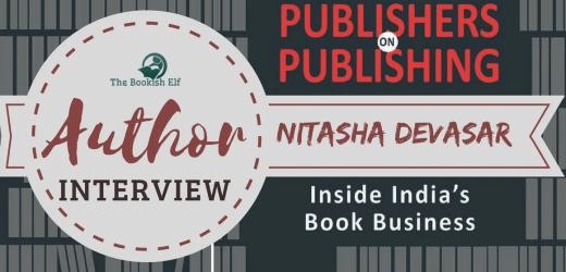 Author Interview: Nitasha Devasar