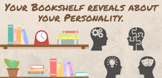 What Does Your Bookshelf Reveal About You?