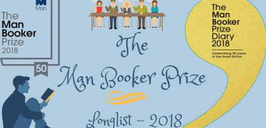13 Books That Made To The Man Booker Prize Longlist – 2018