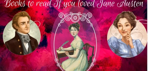 5 Books For Those Who Read And Loved Jane Austen