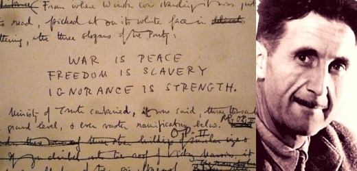 George Orwell Archive added to UNESCO Memory of the World Register