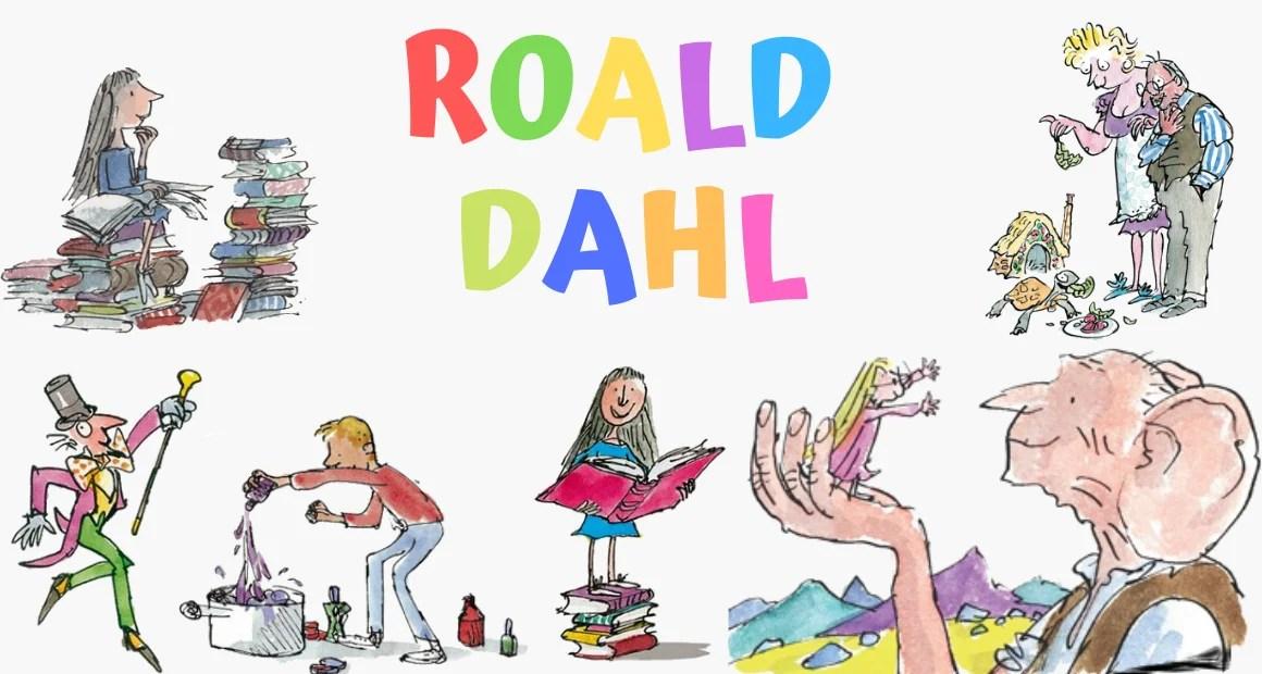 Author's Corner: Roald Dahl