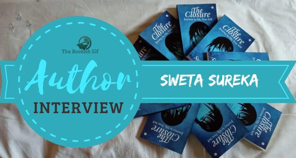 Author Interview: Sweta Sureka