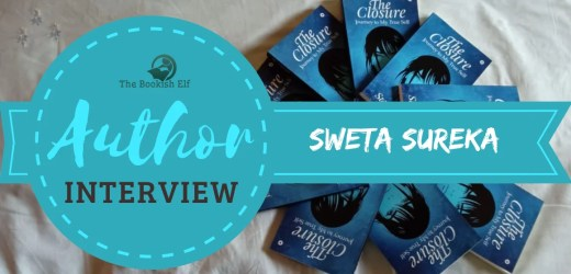 Author Interview: Sweta Sureka