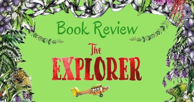Book Review : The Explorer by Katherine Rundell