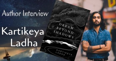 Dreams Beyond Shadows-Author Interview Cover