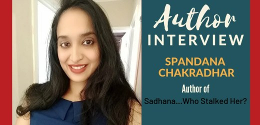 Author Interview: Spandana Chakradhar