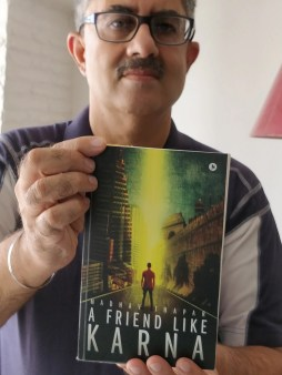Author Interview: Madhav Thapar | The Author of A Friend Like Karna and The Times We Live In