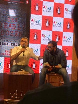 Book Launch: Anirban Bhattacharya with Anurag Kashyap