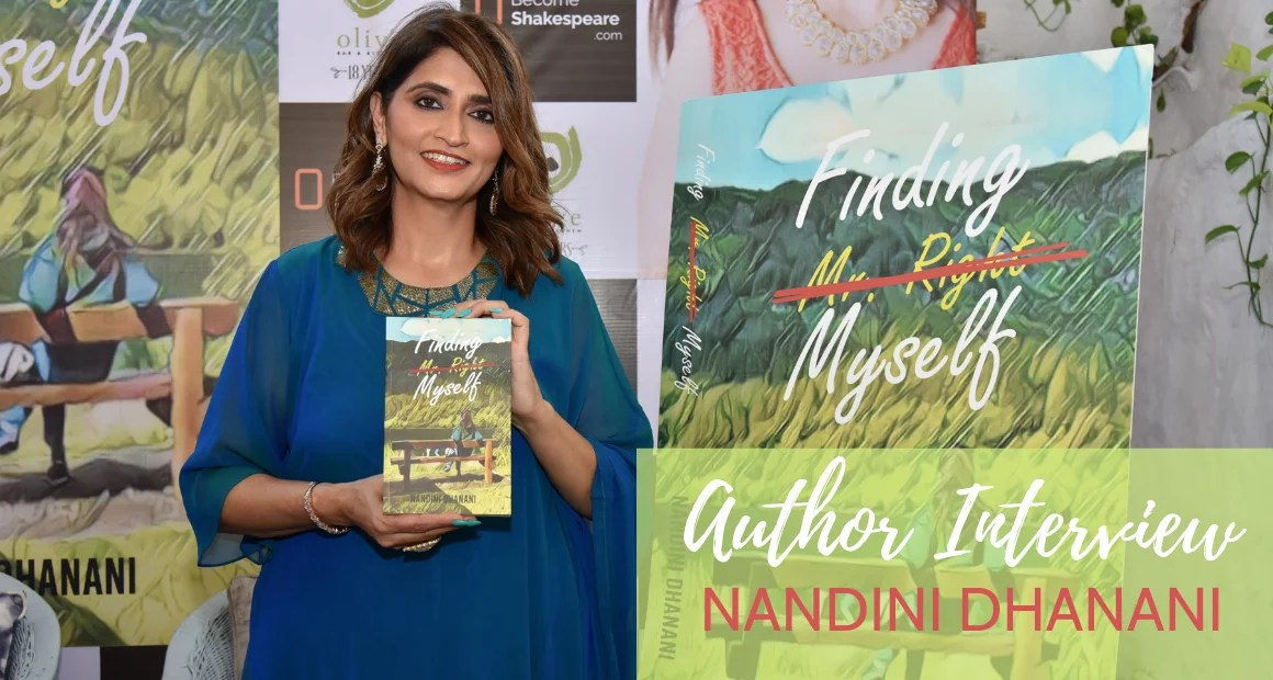 Author Interview: Nandini Dhanani | The Author of Finding Myself