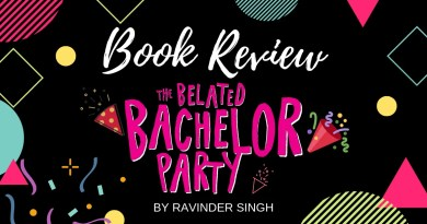 Book Review The Belated Bachelor Party by Ravinder Singh