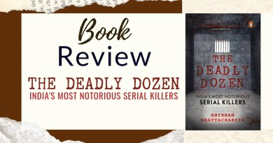 Book Review - The Deadly Dozen India's Most Notorious Serial Killers