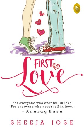 Book Review: First Love by Sheeja Jose