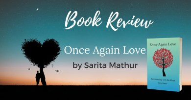 Book Review: Once Again Love by Sarita Mathur | The Bookish Elf