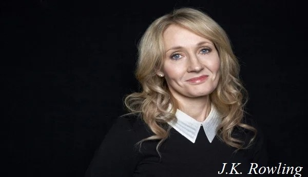 Highest Paid Authors-jk-rowling