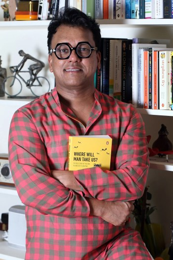 Author Interview - Atul Jalan - The Author of Where Will Man Take Us