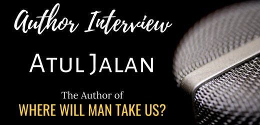 Author Interview: Atul Jalan