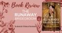 Book Review: The Runaway Bridegroom by Sundari Venkatraman