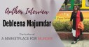 Author Interview: Debleena Majumdar | The Author of A Marketplace for Murder