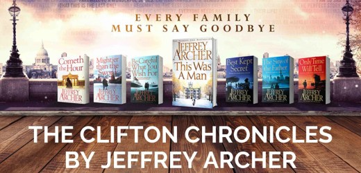 The Clifton Chronicles by Jeffrey Archer
