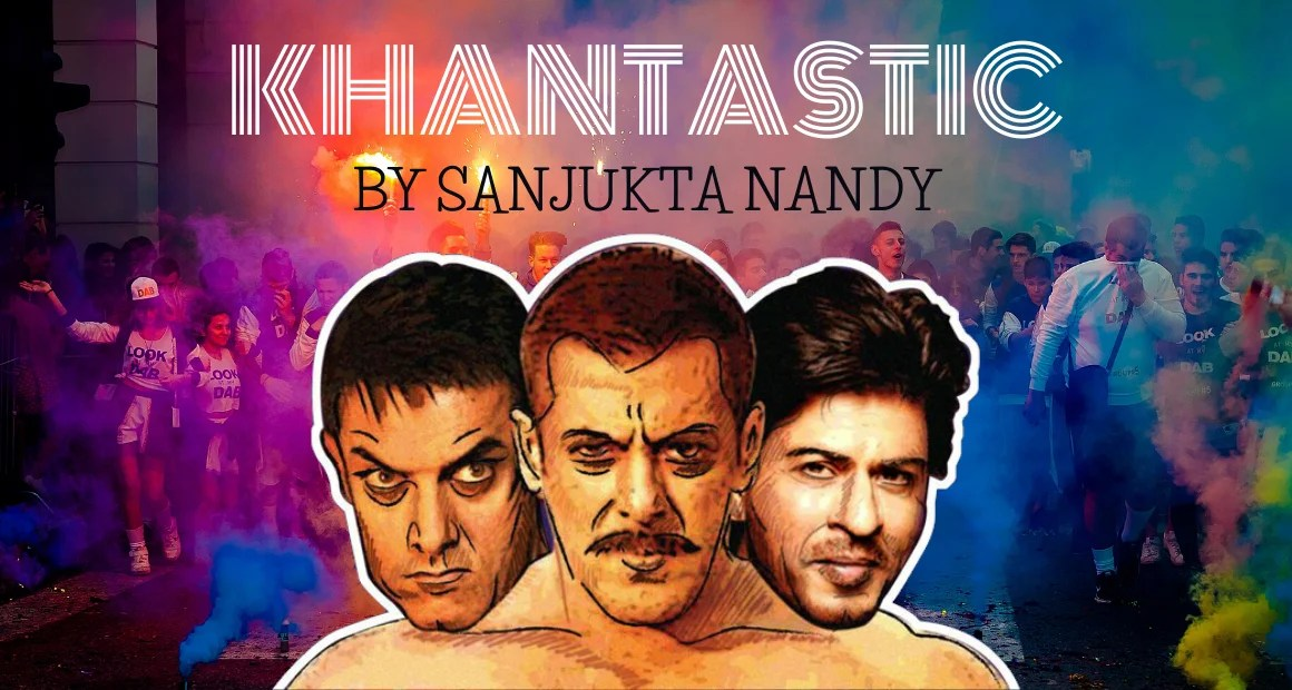 Book Review: Khantastic by Sanjukta Nandy