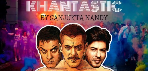 Book Review: Khantastic by Sanjukta Nandy