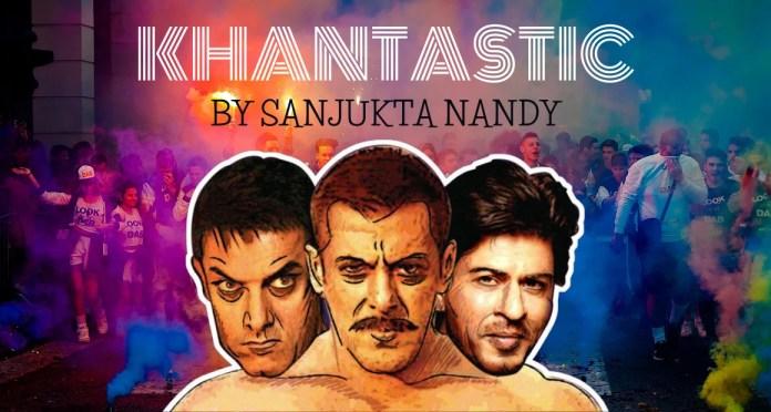 Book Review - Khantastic by Sanjukta Nandy