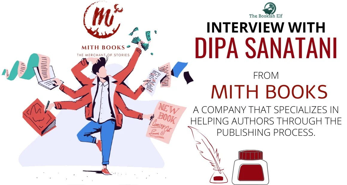 Interview with Dipa Sanatani from Mith Books