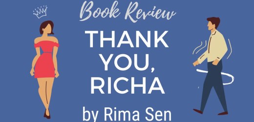 Book Review: Thank You Richa by Rima Sen