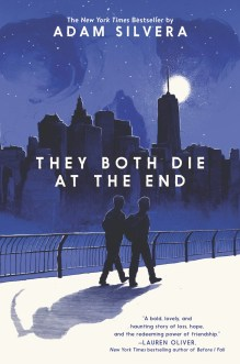 Book Review - They Both Die at the End by Adam Silvera