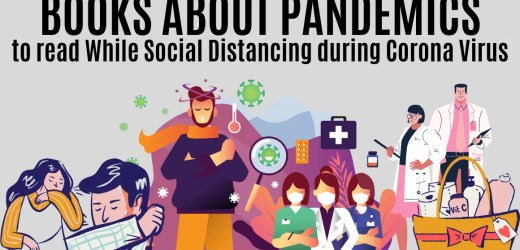 Books about Pandemic to read While Social Distancing during Corona Virus