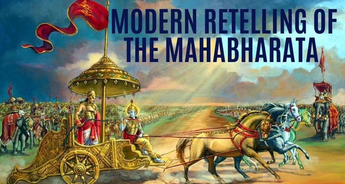 Modern Retelling of Mahabharata you should read
