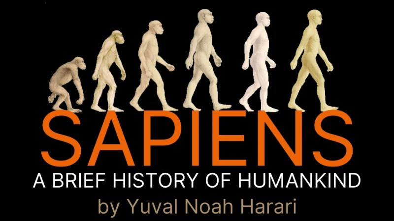 Book Review: Sapiens: A Brief History of Humankind by Yuval Noah Harari