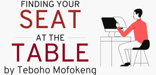 Book Review: Finding Your Seat at the Table by Teboho Mofokeng