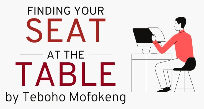 Book Review - Finding Your Seat at the Table by Teboho Mofokeng