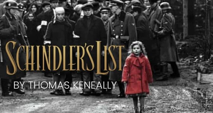 Schindler's List by Thomas Keneally (Schindler's Ark)