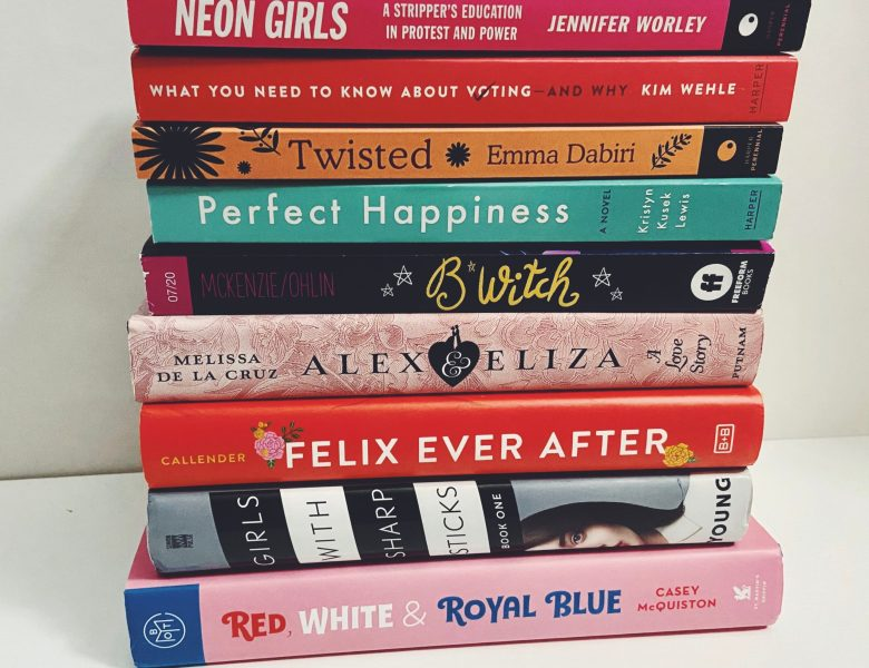 What I'm Reading in July: My July TBR