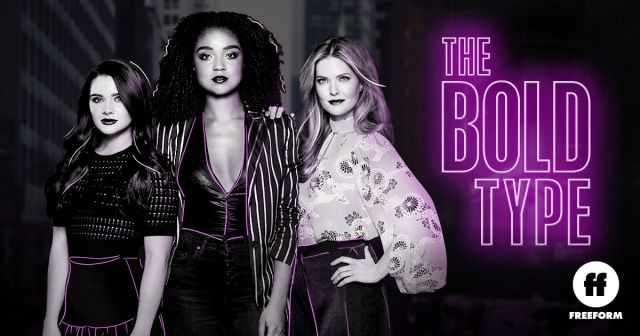 The Bold Type promo pic