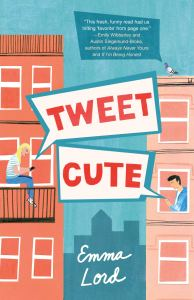Cover of Tweet Cute by Emma Lord