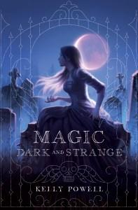 Cover of Magic Dark and Strange